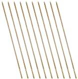 Jonglierstäbe aus Kunststoff oder Holz 10 Holzstäbe für Jonglierteller von SchwabMarken