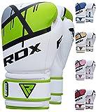 RDX Erwachsene Training Boxhandschuhe, Grün, 12 oz