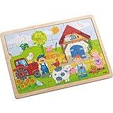 HABA 301942 - Holzpuzzle 'Antons Bauernhof'