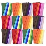 Seidenpapier, groß, 100 x 66 cm, mehrfarbig, 120 Bögen