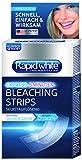 Rapid White Bleaching Strips / Hochwirksame Zahnaufhellungs-Methode für sichtbar weißere Zähne nach nur 5 Tagen / 1er Pack (1 x 14 Stück)
