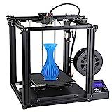 Comgrow Creality 3D Ender 5 3D-Drucker mit Resume-Printing-Funktion und Marke Netzteil 220 * 220 * 300mm Druckgröße
