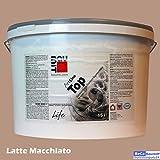 BauMit Top, Innenwandfarbe, Latte Macchiato, 15L