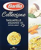 Barilla Hartweizen Pasta Collezione Tagliatelle – 4er Pack (4x500g)