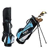 PGM Golf Standard Ständer Caddy Golfwagen, Stativ Rack Bag Stuff Golftasche, komplette Golf Set Tasche,F
