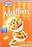 Dr.Oetker Muffins, 8er Pack (8 x 370 g)