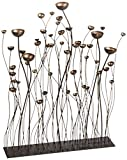 Design Toscano Präriegräser, Skulptur aus Metall