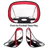 Fußballtor-Set selbstaufstellende Pop-Up Tore (Tor-2)
