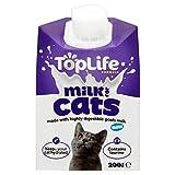 Top Life Formula Katzenmilch (200 ml) - Packung mit 2