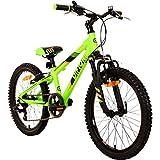 Difiori Viper FS 20 Zoll Kinderfahrrad Kinder MTB Fahrrad Hardtail Mountainbike
