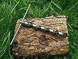 XL Scotch Eyed T Schlangenbohrer für Bushcraft & Survival Trapping para-Seil Polyseil