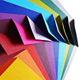 Set von Papier für Origami 100 Blatt | Complementary Colour Collection