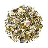 Minze Lemongras Bio Kräutertee Mischung - Mit Zarten Noten von Zitronengras und Gewürzen - Lose Blätter Kräuter Organische Pfefferminze 200g