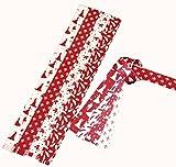 Papierstreifen Festive X-Mas Fröbelsterne Sterne Faltsterne Faltpapier