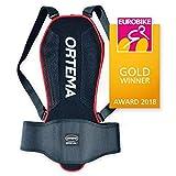 Ortho-MAX Light: Leichter & Verstellbarer Unisex Rückenprotektor für Ski/Snowboard | Bike | Water Sports & mehr