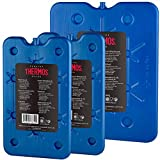 Thermos Freeze Boards, 3 Stück 1 x 800 g, 2 x 400 g - blau