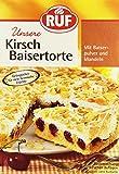 RUF Kirsch Baisertorte, 4er Pack (4 x 350 g)