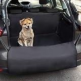 Yiye Zhiqiu wasserdichte Haustier Hund Autositzbezug Sitzbank Auto Haustiere Hund Reise Zubehör Rutschfeste Hängematte Decke Outdoor Hundematten Abdeckungen (Color : Black)