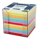 Idena 311068 - Zettelbox, 9 x 9 x 10 cm, 700 Blatt