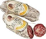 Chiapella   Salami mit Bergparmesan