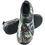 Nitehawk - Wasserdichte Neopren-Schuhe für Jagd & Angeln - Camouflage-Muster - zum Hineinschlüpfen - Größe 45,5