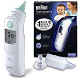 Braun IRT6020 ThermoScan 5 Infrarot Ohrthermometer IRT6020