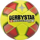 Derbystar Soft Pro S-Light Futsal, 4, gelb rot schwarz, 1093400533