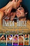 Omega House Boxset Books 1-5: Alpha Omega Mpreg Romance (English Edition)