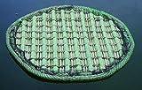 AquaForte schwimmende Pflanzinsel 81cm rund, geeignet für 20 Jungpflanzen