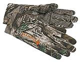 Pinewood Camou Handschuhe Schießhandschuhe Realtree Tarn Jagdhandschuhe, Größen:XL