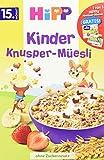 HiPP Kinder Knusper Müesli, 6er Pack (6 x 200 g)