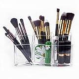 Kosmetik Organizer – Meersee Makeup-Pinsel Becher Acryl Kosmetik Aufbewahrung Kosmetikpinsel Behälter