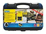 Rapid Blindnietzange RP40 Multi Koffer inkl. 150 Nieten und 3 Bohrern, für ALU und Edelstahlniete von 3,2-4,8 mm