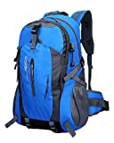 TanXianZhe Wasserdicht 40L Outdoor Sport Bergsteiger wandern Trekking Cycle Camping Rucksack, Herren, blau