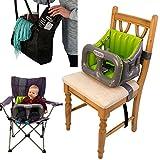 Airtushi – aufblasbarer tragbarer Baby - und Kindersitz Sitzerhöhung – NEU