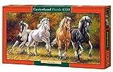 Castorland C-400119-2 - Born to Run, Puzzlee 4000-teiligle, Klassische Puzzle