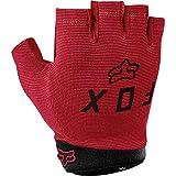 Fox Gloves Ranger Gel Short Cardinal L