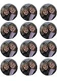 Muffin / Cupcake Aufleger - Essbares Tortenbild nach Wunsch individuell gestaltet Essbares Tortenbild nach Wunsch individuell gestaltet (Kein Fondant sondern Dekorpapier Plus) 6cm Durchmesser