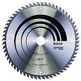 Bosch Zubehör 2608640729 Kreissägeblatt Optiline Wood 250 x 30 x 3,2 mm, 60