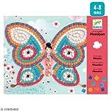 Djeco Kreativ Set Mosaikbilder Schmetterlinge
