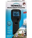 Thermacell Mückenabwehr Proactive, Mückenschutz Handgerät, optimal für Outdoor Aktivitäten wie Camping, Angeln oder Jagen, schwarz