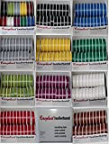 Coroplast Box verschiedene Farben VDE Isoband Elektriker Isolierband Klebeband 15mm x 10 m 20 Rollen (Bunt)