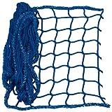 Universal Schutznetz bunt - Höhe 1,0 Meter (1,0 x 3,0mtr, blau)