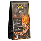 Barbec-U 10 kg Premium Restaurant-Holzkohle, Grillkohle grobstückig, FSC-zertifiziert, hochwertige Kohle zum Grillen