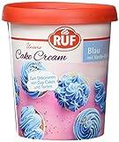 RUF Lebensmittelwerk Cake Cream Blau, 2er Pack (2 x 400 g)