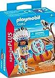PLAYMOBIL 70062 Special Plus Indianerhäuptling, bunt