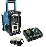 Baustellen Radio Akku und Ladegerät–DMR 107–Makita