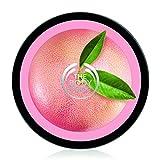 The Body Shop Pink Grapefruit Body Butter unisex, Pink Grapefruit Körperbutter 200 ml, 1er Pack (1 x 200 ml)