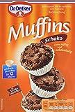Dr.Oetker Muffins Schoko, 4er Pack (4 x 335 g)
