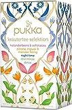 Kräutertee Selektion PUKKA Tee BIO 4 Packungen à 20 Teebeutel